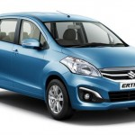 Maruti Suzuki Ertiga facelift launched at Rs 5.99 lakh
