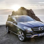 Mercedes Benz GLE launched at Rs 58.9 lakh