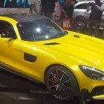 Mercedes-AMG GT S launched at INR 2.4 crore.