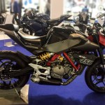 EICMA 2015 : Hyosung line-up