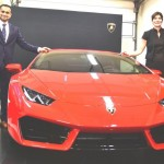Lamborghini Huracan LP 580-2 launched at INR 2.99 Cr.