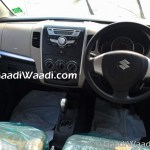 Marti Suziuki WagonR AMT spied ahead of launch
