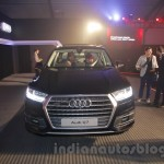 2016 Audi Q7 launched in India at INR 72 lakhs