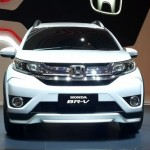 India bound Honda BR-V showcased at Thailand Motor Show