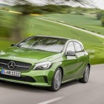 2016 Mercedes A Class to be launched on 8 December