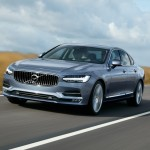 India bound Volvo S90 revealed : Photos and Video