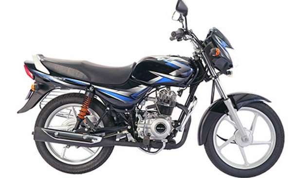 2016 Bajaj CT 100 price to go down below 35000