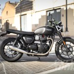 Triumph India commenced the bookings for 2016 Bonneville Street Twin
