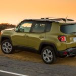 2016 Jeep Renegade caught on Video in India