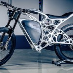 World's first 3D Printed electric motorcycle weighs only 35kg