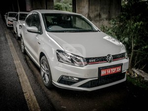 2016 Polo GTI India front