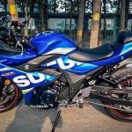 Suzuki GSX 250R Launched in Japan
