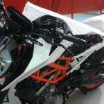 2017 KTM Duke 390 about to unveil at the EICMA 2016