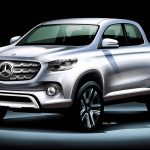 This Is What Happens When Mercedes Benz Makes A Pickup Truck