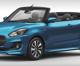 2017 Suzuki Swift Convertible
