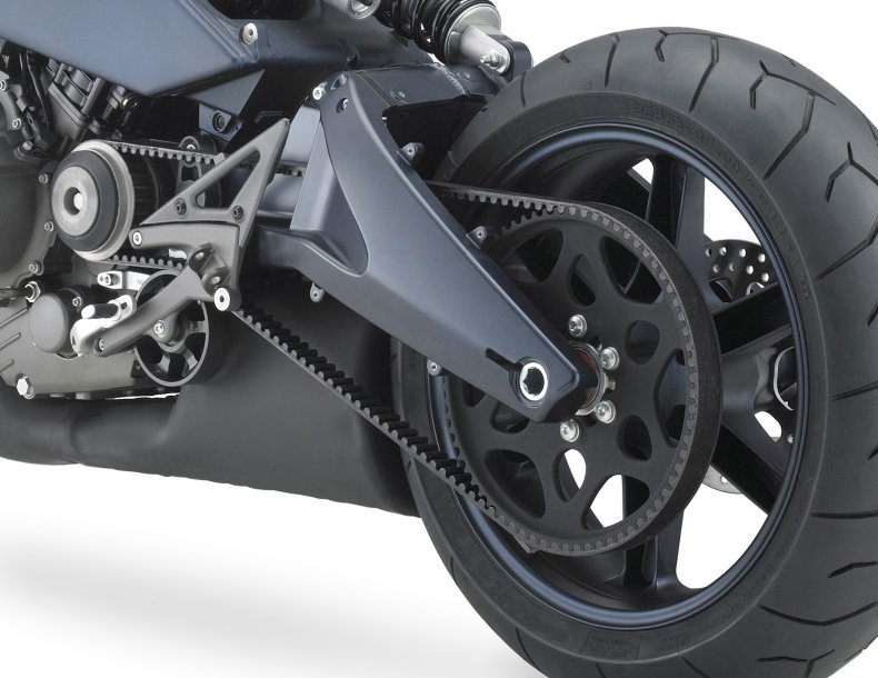 Belt driven Super bike(SOURCE)
