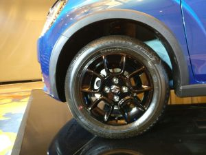 15 inch Quality Alloy Wheels. (SOURCE)