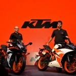 KTM RC200 and RC390 Launched in India today