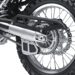 Chain drive vs Belt drive vs Shaft drive.