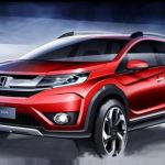 Honda Expecting A Bit More From The Upcoming Premium SUV-Honda WR-V