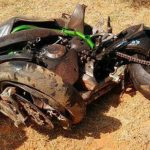 Heard Of Miracles Have You? Know about this Ninja-H2 Rider who survived a 300 km-ph Crash.