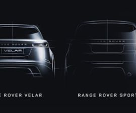 The Range Rover Series