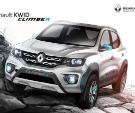 2017 Kwid Climber -Brutally Awesome !!