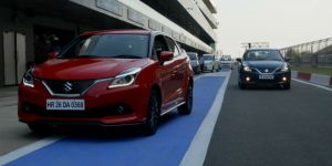 Baleno RS Launch (SOURCE)