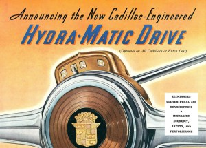 1940 The Automatic Transmission- Get with Extra Cash!