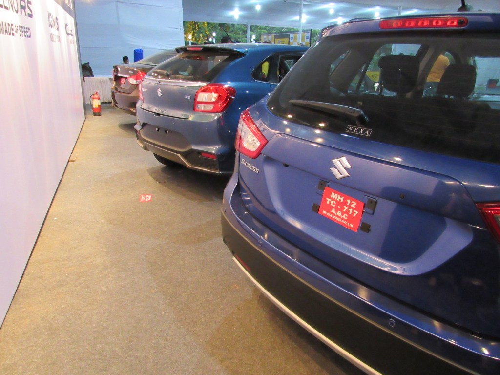 Nexa's Line-up S-cross- Baleno RS- Ciaz