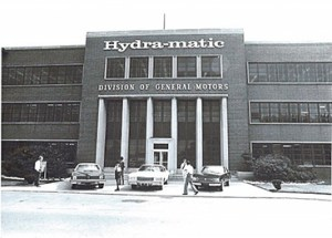 Hydra-Matic The First ever mass produced Automatic Transmissions.