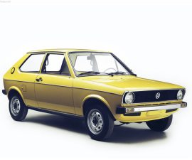 Type 86 - 1975 VW Polo