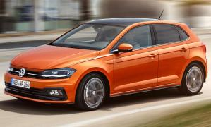 All New Volkswagen Polo Front