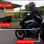 2018 TVS Apache RTR 160 Spotted For The First Time