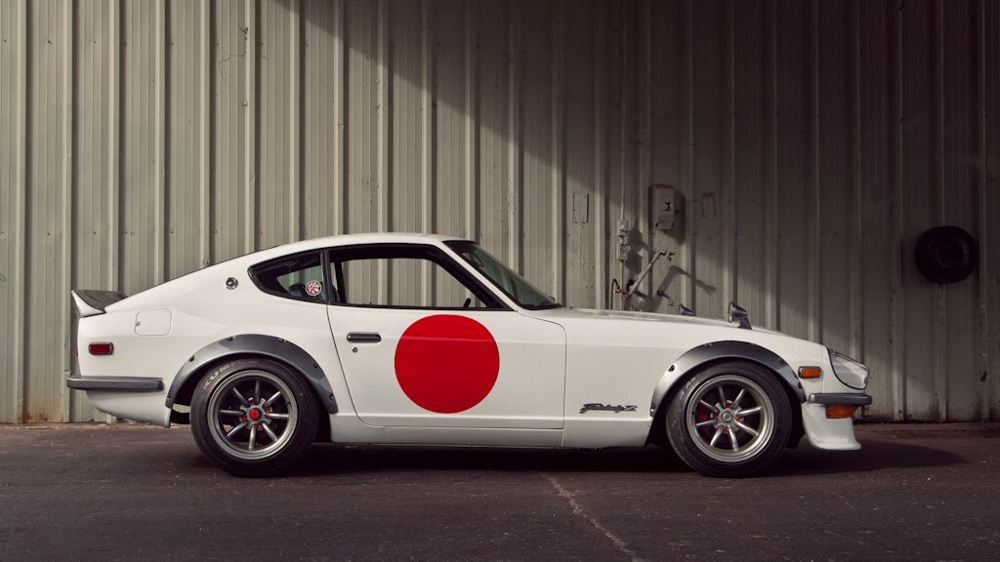 blast from the past nissan 240z datsun s30 the 911 of japan