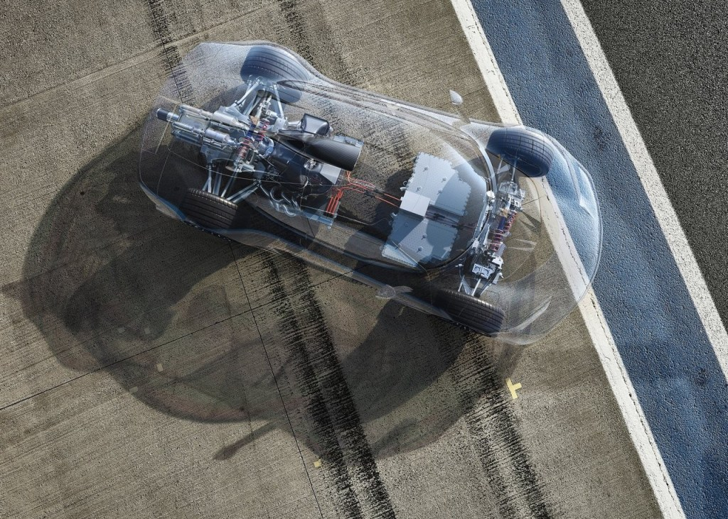 2019 Mercedes AMG Project One technology