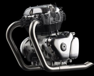 650cc Parallel Twin
