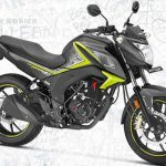 Honda Hornet CB 160R with ABS launching next month,To rival Suzuki Gixxer & Yamaha FZ16