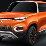 Maruti Future-S micro SUV revealed at Auto Expo 2018, Mahindra KUV100 challenger