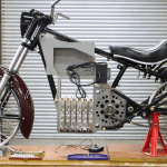 The First Ever 1961 Electric Royal Enfield Bullet Without Thump [VIDEO]