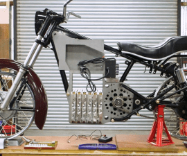 1961 Electric Royal Enfield Bullet
