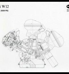 w12 engine diagram [ 1024 x 768 Pixel ]