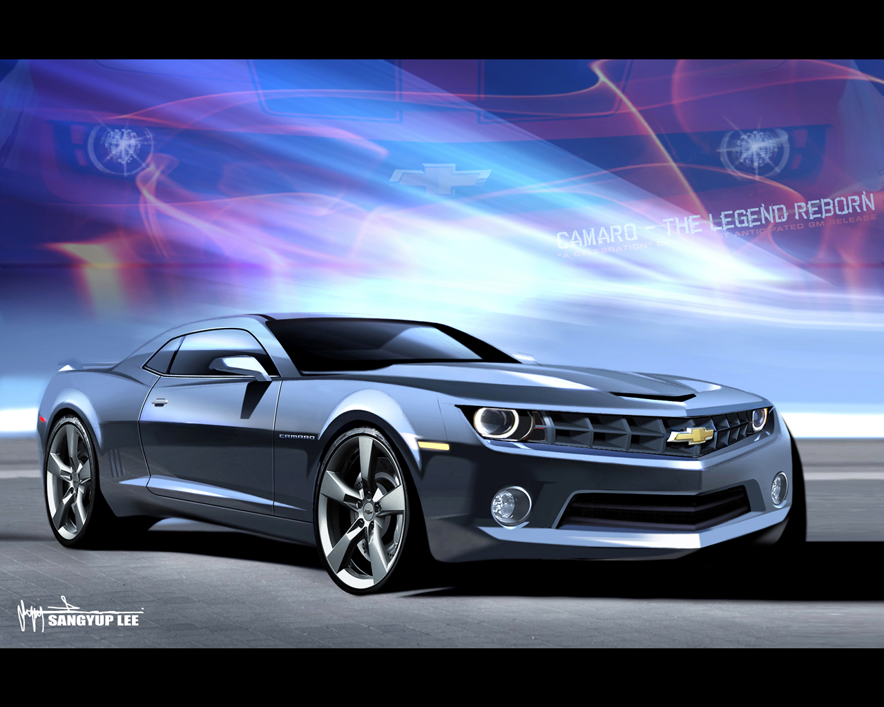 hight resolution of general motors chevrolet camaro 2010