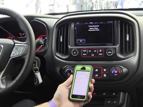 How to pair Bluetooth with iPhone 5-6+ for GMC and Chevy Cars