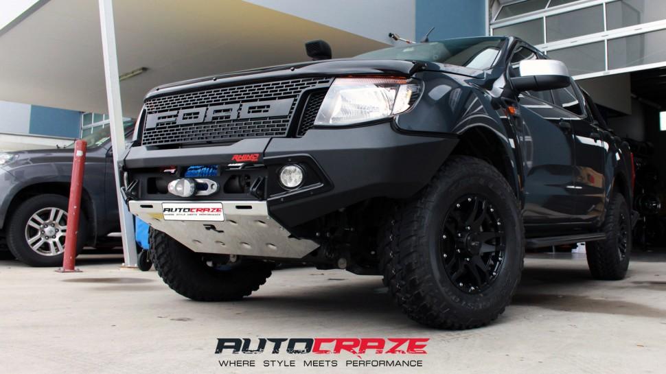 Dark Mazda 6 Black Sport