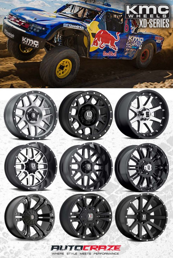 Off Road Wheels  Best 4X4 Off Road Rims And Tires Packages