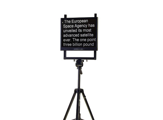 17inch Autocue – Teleprompter Package – SSP17