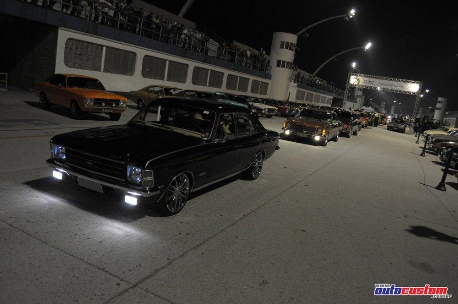Noite do Opala 2010 no Auto Show Collection