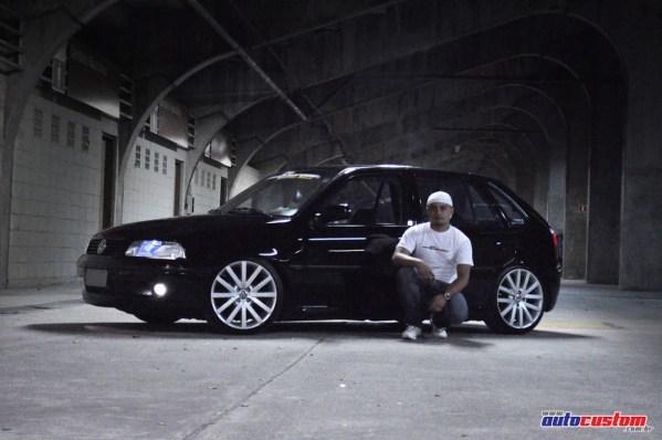 VW Gol Plus (G3) 2001 de Alisson Oliveira