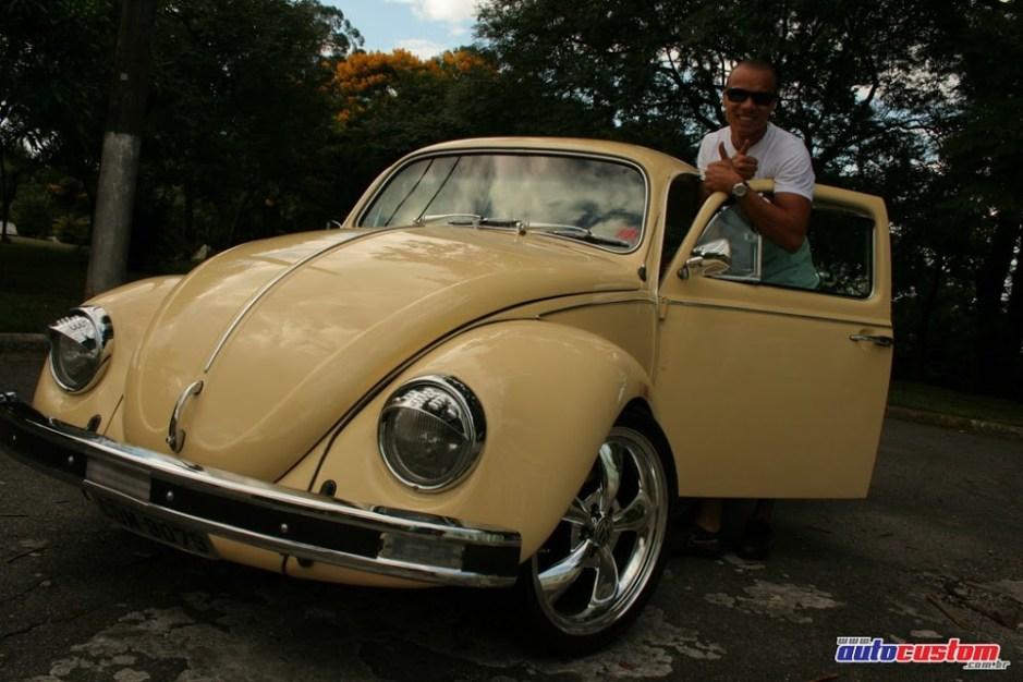 VW Fusca 1.8 aspirado 1978 de Ricardo Almeida